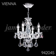 94204S : Crystal Chandelier