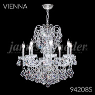 94208S : Crystal Chandelier
