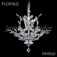 94456S : Crystal Chandelier
