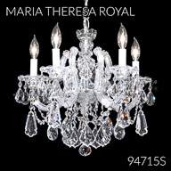 94715S : Crystal Chandelier