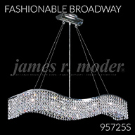 95725S : Crystal Chandelier