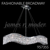95735S : Crystal Chandelier