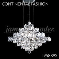 95889S : Crystal Chandelier