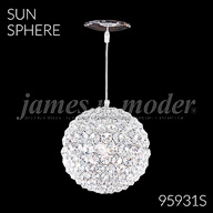 95931S : Crystal Chandelier