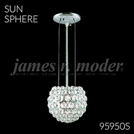 95950S : Crystal Chandelier