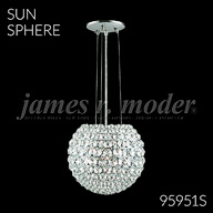 95951S : Crystal Chandelier