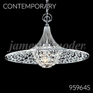 95964S : Crystal Chandelier