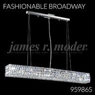 95986S : Crystal Chandelier