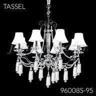 96008S : Crystal Chandelier