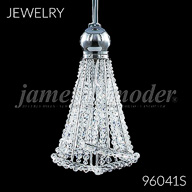 96041S : Crystal Chandelier