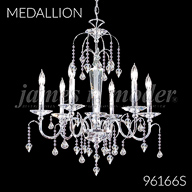 96166S : Crystal Chandelier