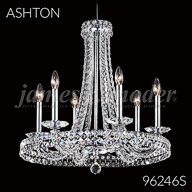 96246S : Crystal Chandelier