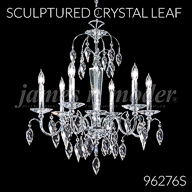 96276S : Crystal Chandelier