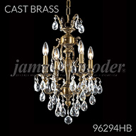 96294HB : Crystal Chandelier