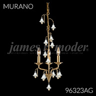 96323AG : Murano Collection