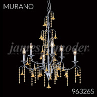 96326S : Murano Collection