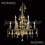 96329AG : Murano Collection