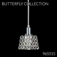 96551S : Crystal Chandelier