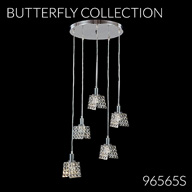 96565S : Crystal Chandelier