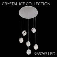 96576S : Crystal Chandelier