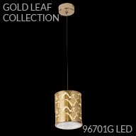 96701G : Gold Leaf Collection