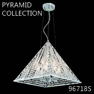 96718S : Crystal Chandelier