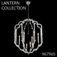 96796S : Crystal Chandelier