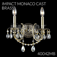 40042MB : Monaco Cast Brass Collection