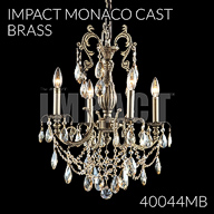 40044MB : Monaco Cast Brass Collection