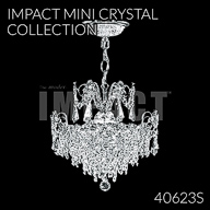 40623S : Mini Crystal Chandelier Collection