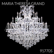 91770S : Crystal Chandelier