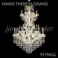 91796GL : Crystal Chandelier