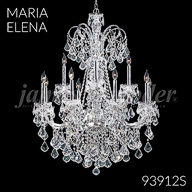 93912S : Crystal Chandelier