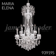 93919S : Crystal Chandelier