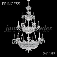 94115S : Princess Collection