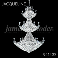 94143S : Large Entry Crystal Chandelier