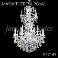 94744S : Crystal Chandelier