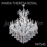 94754S : Crystal Chandelier