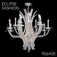 95640S : Crystal Chandelier