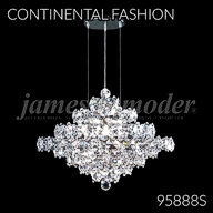 95888S : Crystal Chandelier
