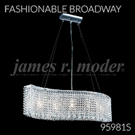 95981S : Fashionable Broadway Collection