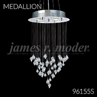 96155S : Medallion Collection