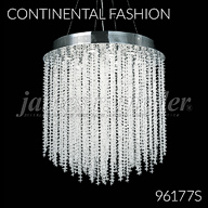 96177S : Crystal Chandelier