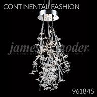 96184S : Crystal Chandelier