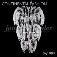 96198S : Large Entry Crystal Chandelier