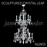 96280S : Crystal Chandelier
